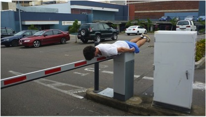 The 5 Minute Guide planking