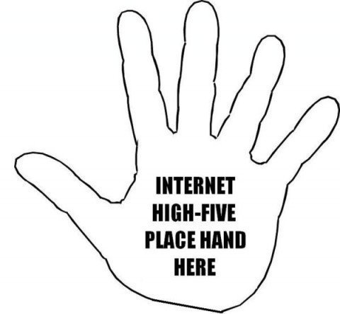 The 5 Minute Guide Perfect High 5 Aim