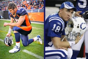 The Five Minute Guide Manning Tebow