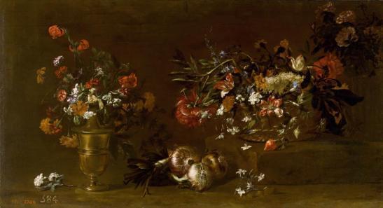 Mario Nuzzi - Vases and Onions