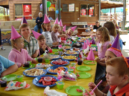 The 5 Minute Guide Birthdays Children's Birthday Party 1