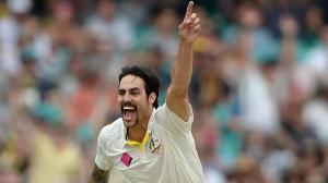 Mitchell Johnson The Five MInute Guide Moustache