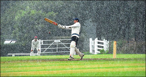 The 5 Minute Guide - SFindit Indoor Cricket Rain