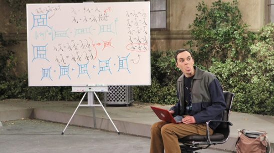 The 5 Minute Guide - SFindit Indoor Cricket Sheldon Cooper Big Bang Theory Maths