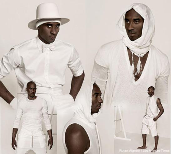 The 5 Minute Guide - SFindit Basketball Kobe Bryant White Suit