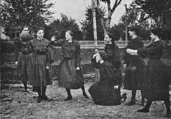 The 5 Minute Guide - SFindit Netball History 1890s
