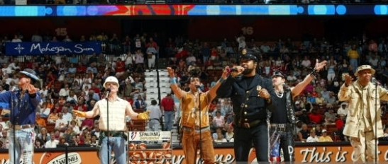 The 5 Minute Guide - SFindit Village People Basketball