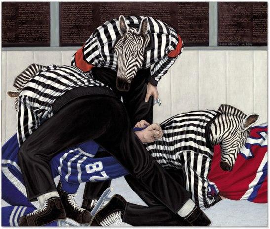 The 5 Minute Guide - SFindit Zebra Refs John Mahnic Basketball